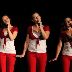 Sarah Zabout Glee
