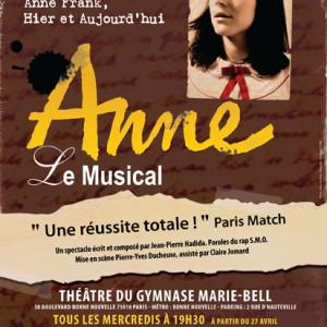 Anne, le musical (2011)