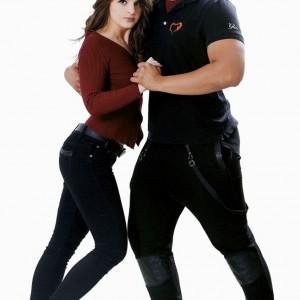 Glen and Sarah