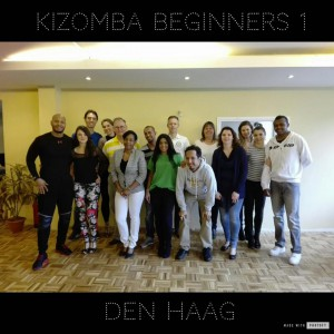 Kizomba beginners 1 - march 2016