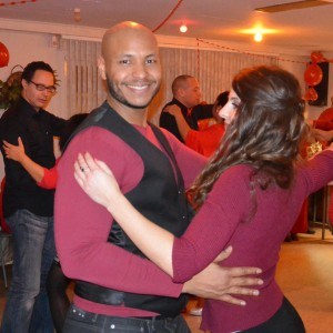 Bachata workshop valentine's day 2015
