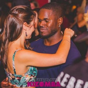 Davy and Sarah Saturdays kizomba
