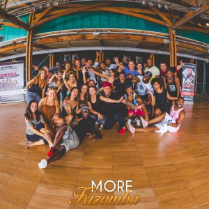 more kizomba Selma and Joshua workshop