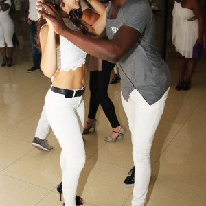 Paul and Sarah Kizomba Branco August 2016
